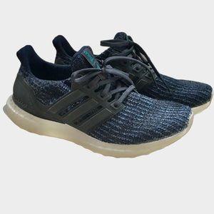 Men's Adidas Ultraboost Parley Blue Shoes 5 sneake